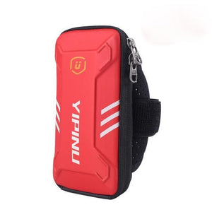 Mobile Phone Armband - Six(6) Inch Waterproof Fitness Armband For Mobile Phone