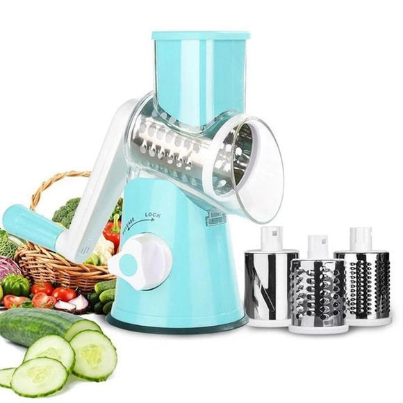 Vegetable Slicer - Manual Vegetable Mandolin Slicer