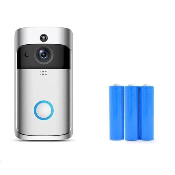 Video Doorbell - Smart Wireless Wifi Video Doorbell Intercom