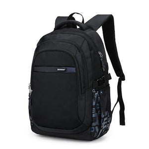Backpack - Waterproof Children School Bags For Teenage Boys