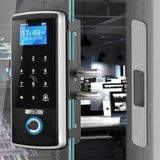 Smart Door Lock - Smart Door Lock With Biometric Fingerprint