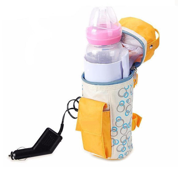 Baby Bottle Warmer - Universal Feeding Bottle Warmer - 12V CE