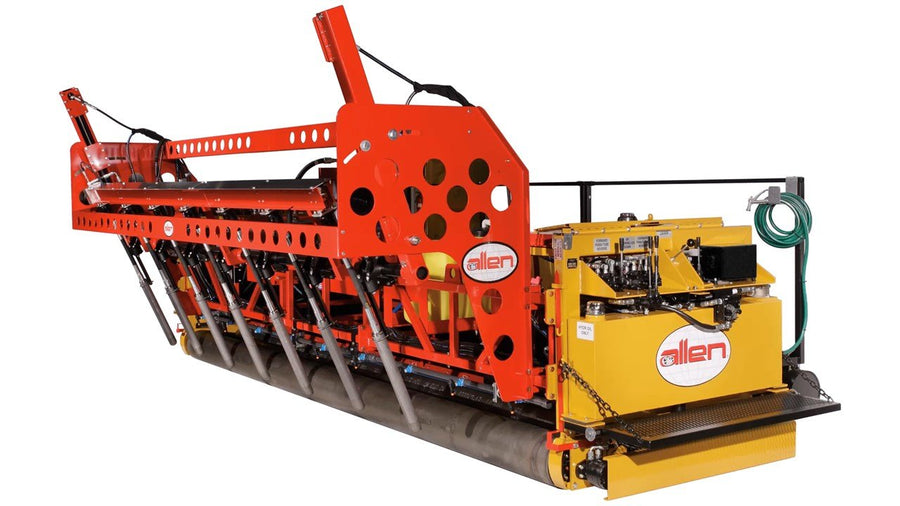 ALLEN Paving Machines