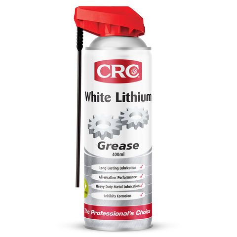 CRC White Lithium Grease  300g