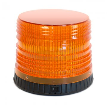 LED Beacon Battery Magnetic
