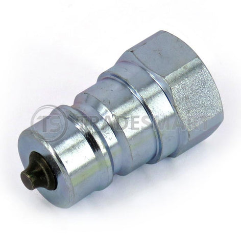 Hydraulic Coupling Pin Type Male