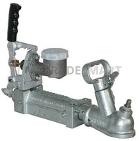 Coupling - Hydraulic Braked