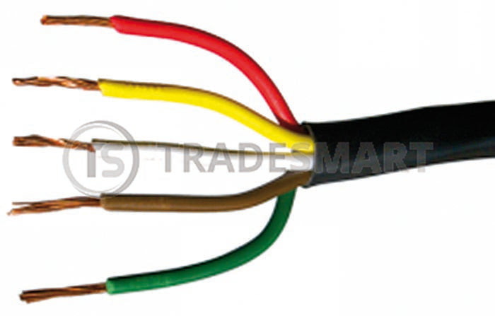 Trailer Cable - 5 Core 10m