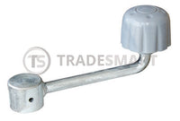 Jockey Wheel Handle - D Shape