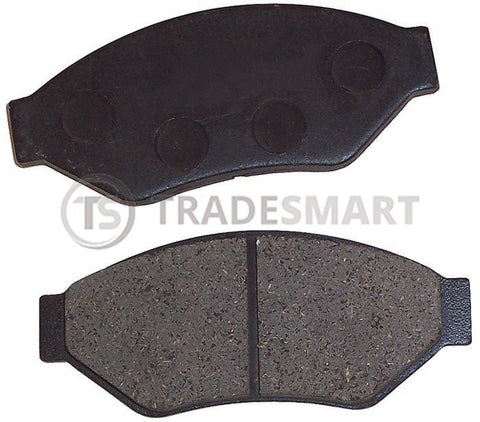 Brake Pads - Trojan/ALKO/Trailparts