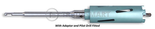 "Core Drill Barrel - 1/2"" BSP"