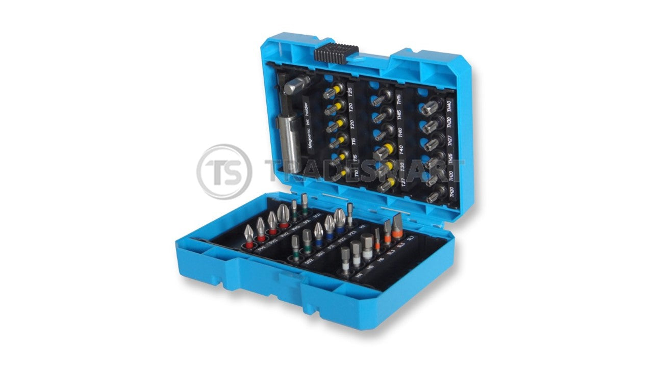 Torsion Bit Kit 38pc
