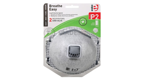 P2 Respirator with Carbon Filter