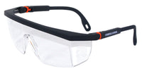 Safety Glasses Wrap Clear