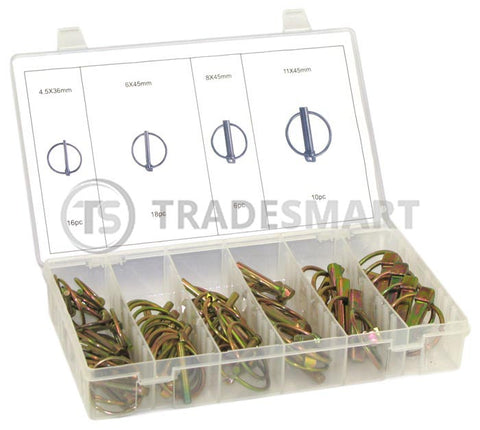 Lynch Pin Assortment Kit