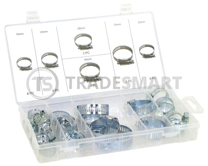 Hose Clip Assortment