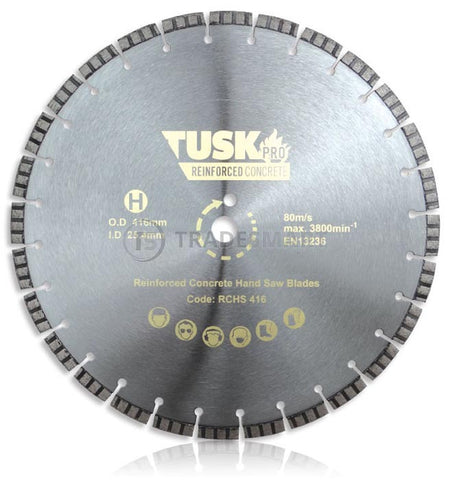 Reinforced Concrete Diamond Blade