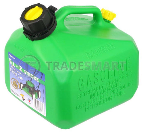 Fuel Can 5 Litre Green