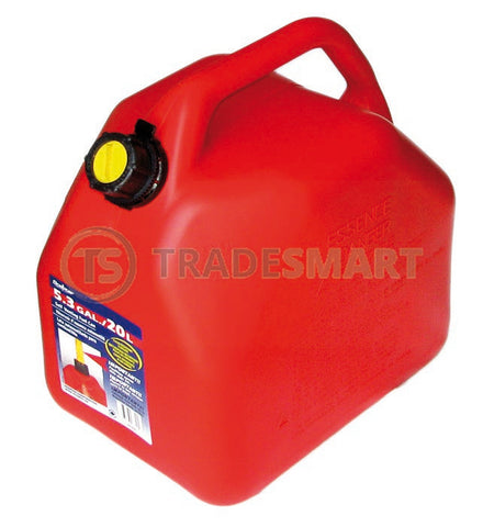 Fuel Can 20 Litre Red