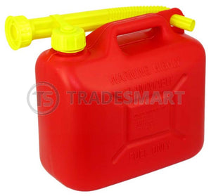 Fuel Can 5 Litre Red NZ