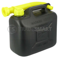 Fuel Can 5 Litre Black NZ
