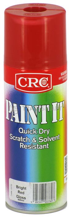 Paint It Bright Red 400ml