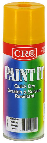 Paint It Golden Yellow 400ml