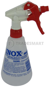 Inox Applicator Bottle 500ml