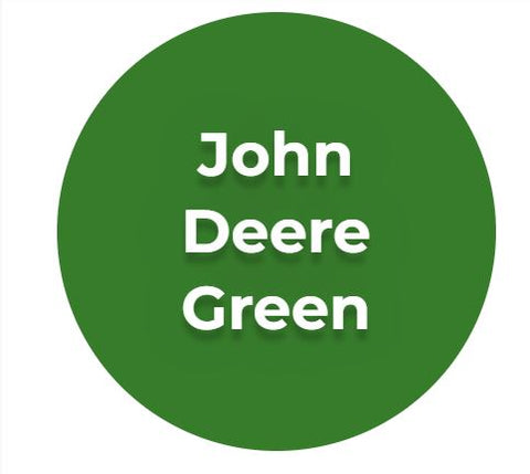 John Deere Green Paint