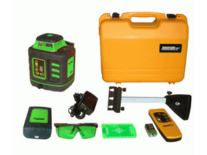 Self-Levelling Rotary Green Laser Kit