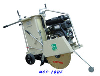 MCP180 - MEIWA Concrete Saw