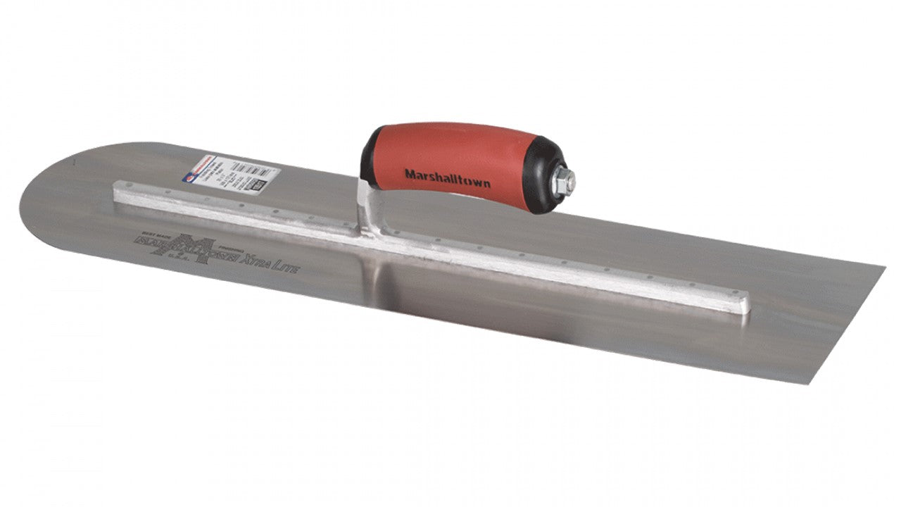 MARSHALLTOWN 500x125 Finishing Trowel Round/Sq