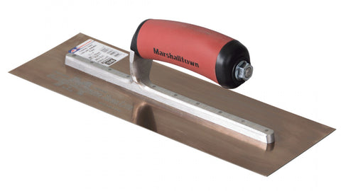 MARSHALLTOWN 300x100 Gold Finishing Trowel