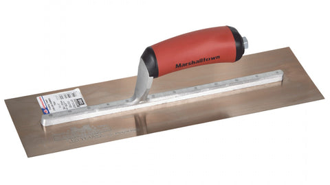 MARSHALLTOWN 350x100 Gold Finishing Trowel
