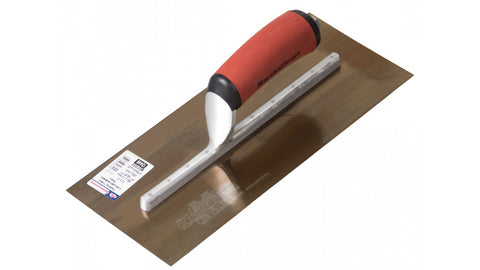 MARSHALLTOWN 300x125 Gold Finishing Trowel