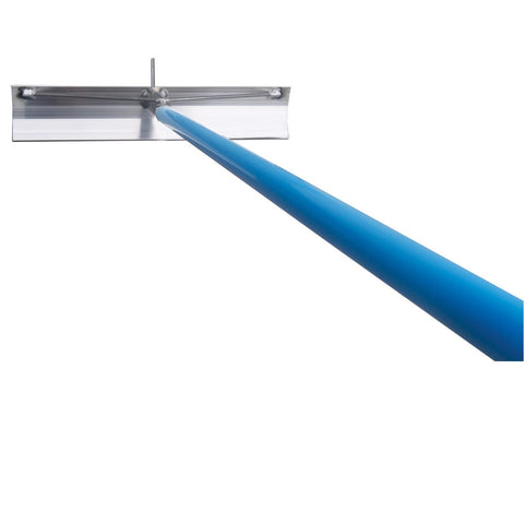 OX Aluminium Concrete Rake 495 with Hook