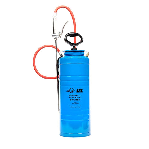 OX Stainless Steel Sprayer
