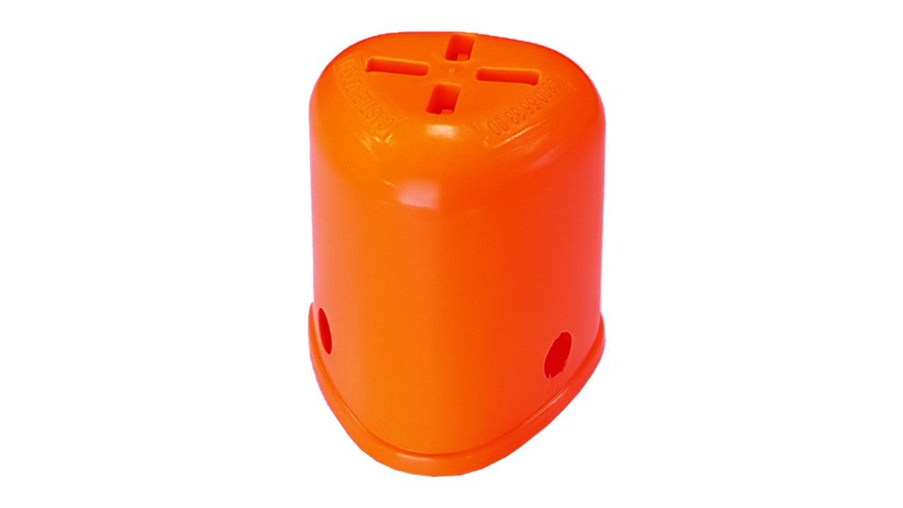 Safety Cap Hi-Viz Orange