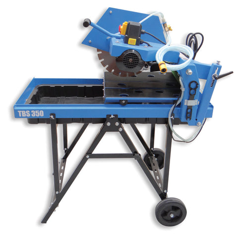 TUSK Table Brick & Block Saw - TBS350