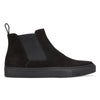 CHELSEA SNEAKER IN BLACK SUEDE
