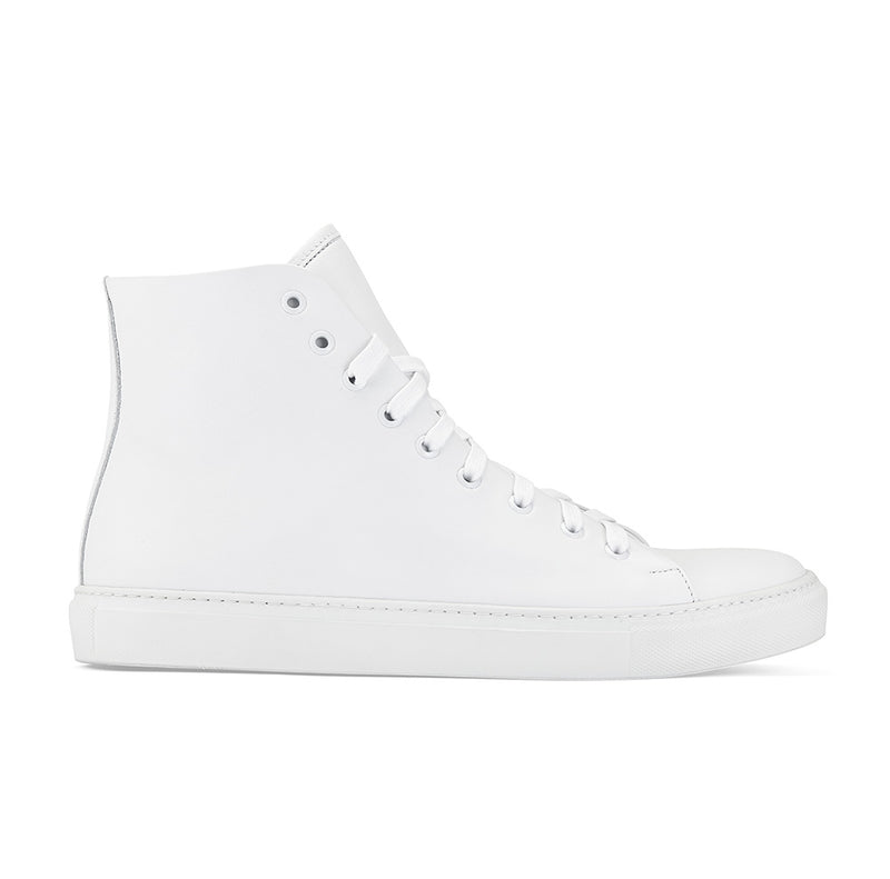 RUSSELL HIGH TOP IN WHITE