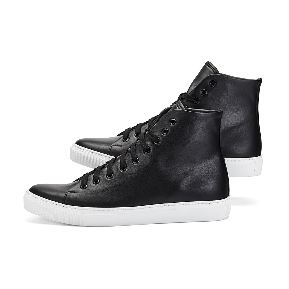 RUSSELL HIGH TOP IN BLACK