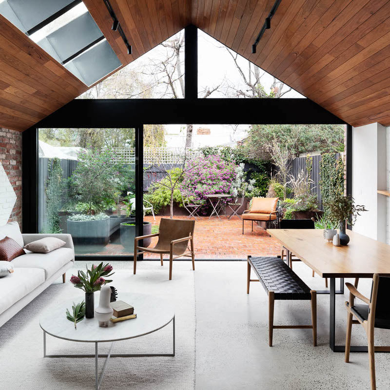 Barnaby Lane Found a Home Inside this Architect's Functional Family Cottage