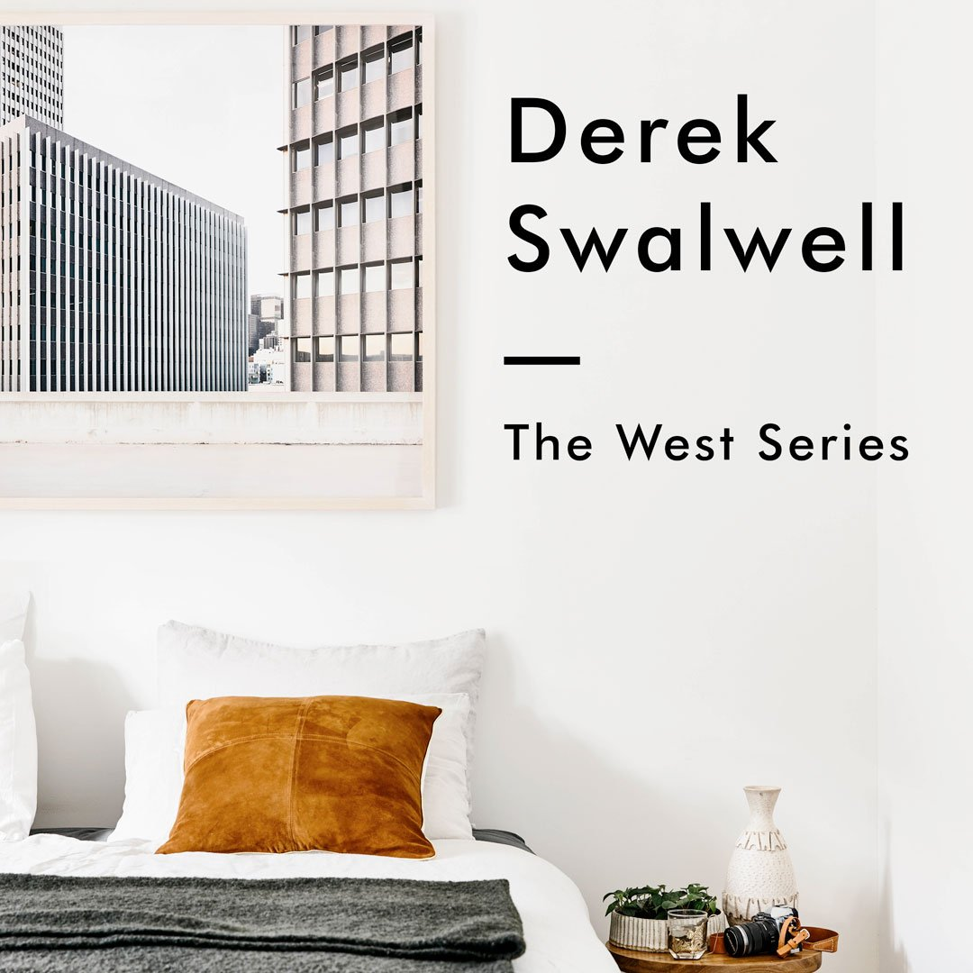 Check out the West Series by Derek Swalwell