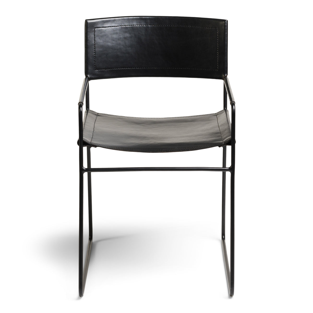 Boston Dining Chair - Black