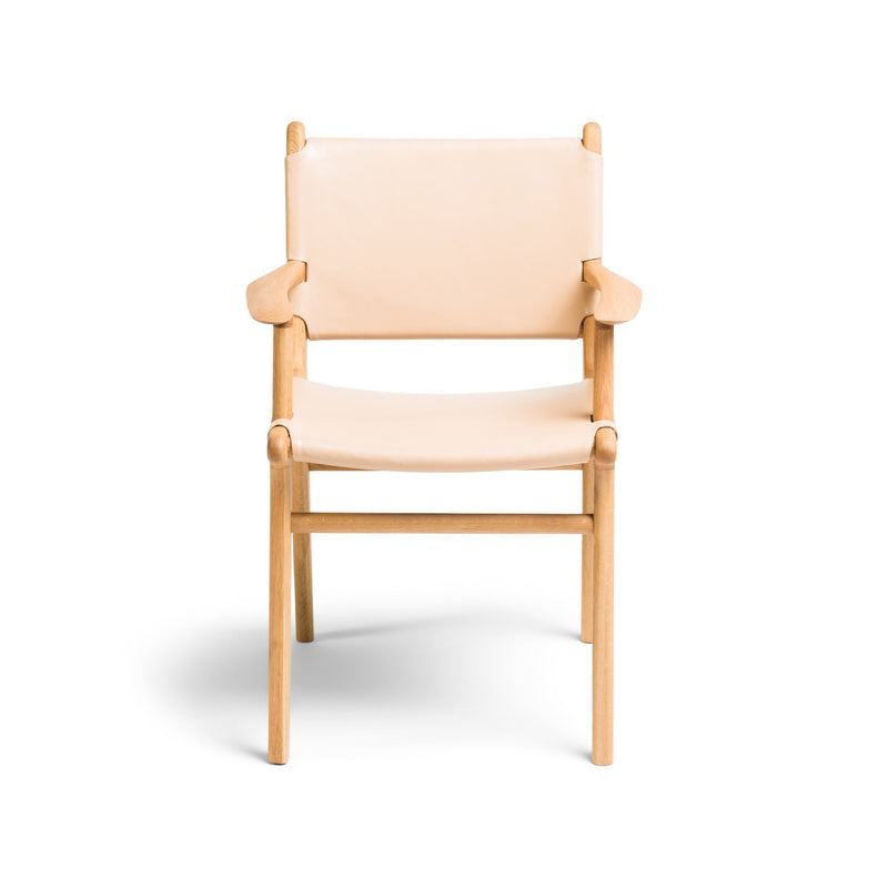 Fenwick Dining Chair - Natural Blush