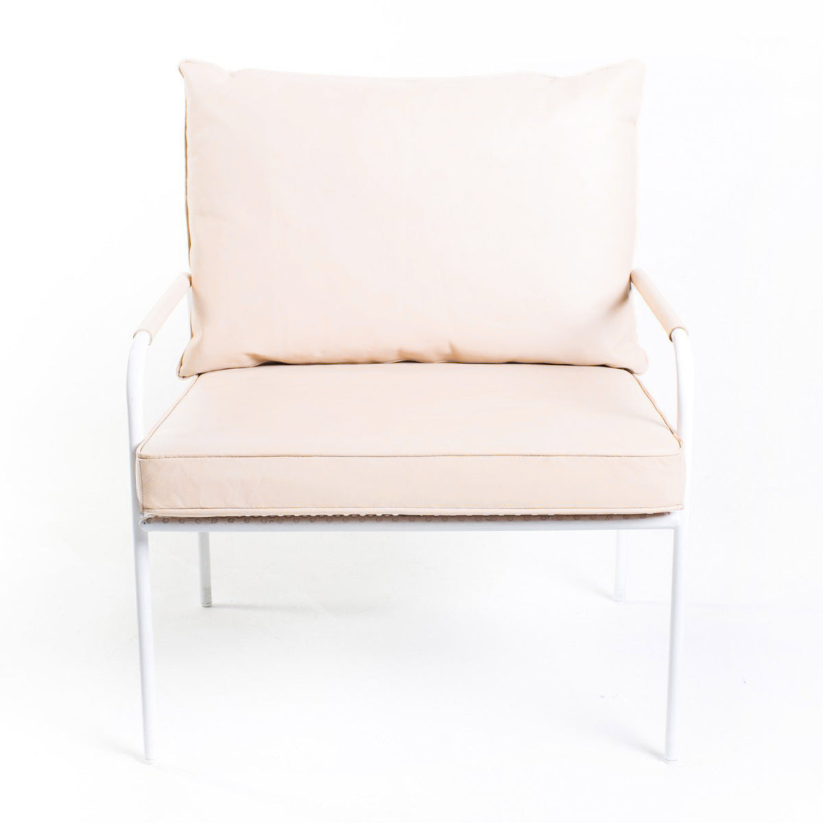 Fitzroy Armchair - Rose Blush