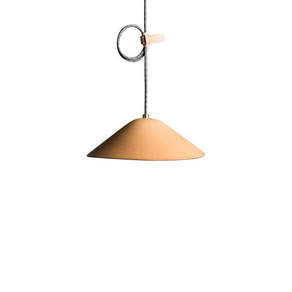 IE Francis Loop Pendant - Natural