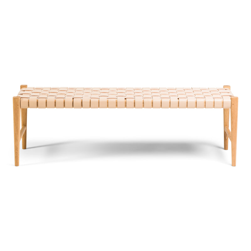 Kent Bench - Natural Blush