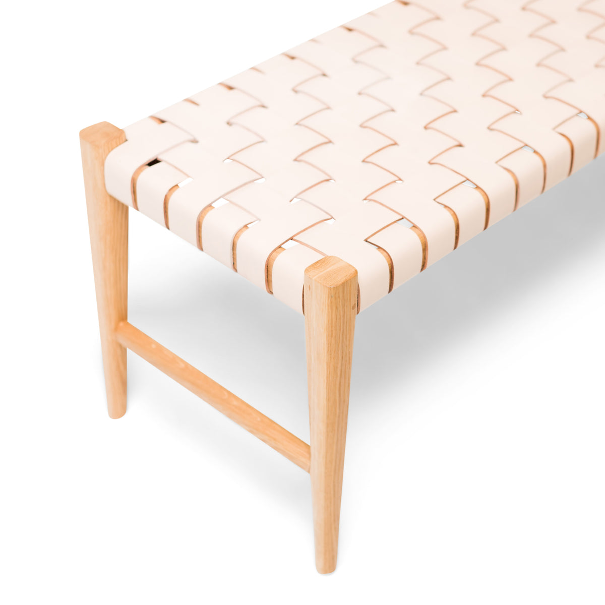 Kent Bench - Rose Blush